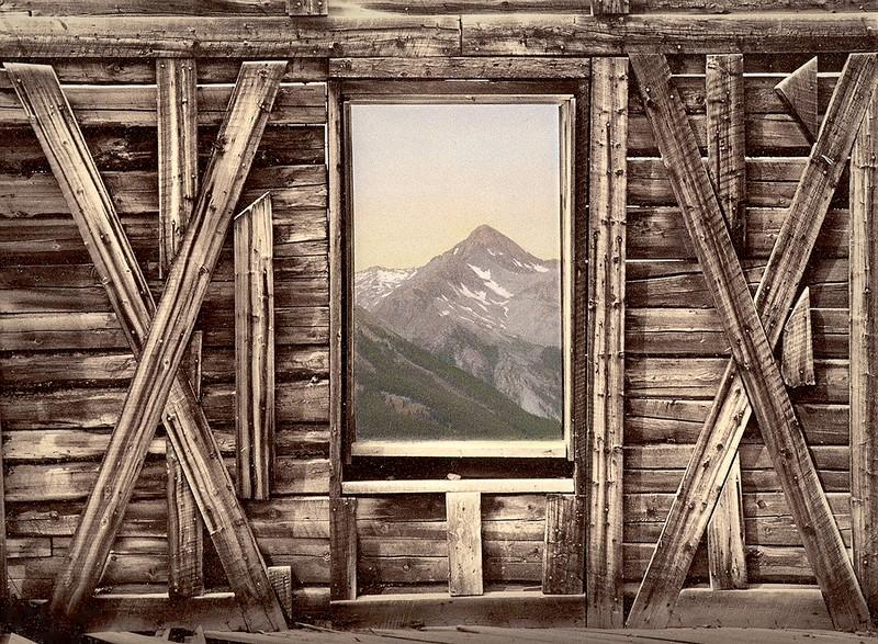 Miners Cabin, Alta, Colorado