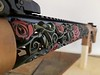 Rose Vine hand guard, part of the rifle series by Dark Systems LLC