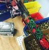 Rose Vine handguard in custom finish