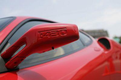 Ferrari F430, Little Italy, San Diego, CA
