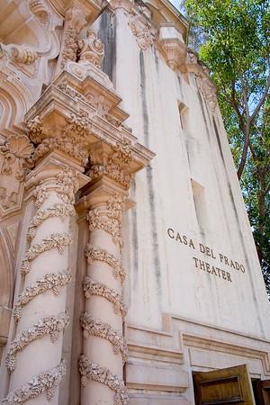 Casa Del Prado Theatre, San Diego, CA