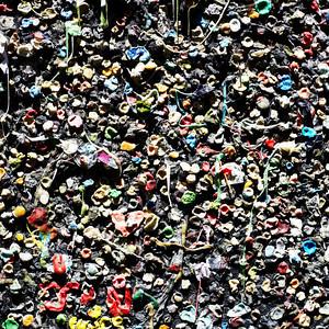 Bubblegum Alley, San Luis Obispo, CA