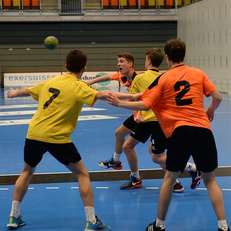 Junioren U15, SM: Kadetten Schaffhausen - Stäfa