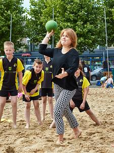 20150613 Beachhandbal officiële opening img 010