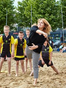 20150613 Beachhandbal officiële opening img 011