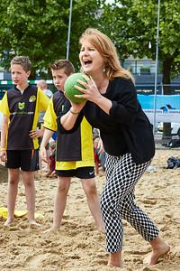 20150613 Beachhandbal officiële opening img 016