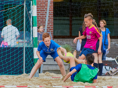 20170616 BHT 2017 Beachhockey & Beachvoetbal img 009