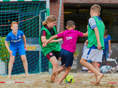 20170616 BHT 2017 Beachhockey & Beachvoetbal img 018