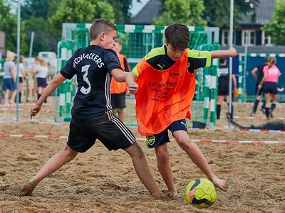 20180608 BHT 2018  Beachhockey & Beachvoetbal img 020