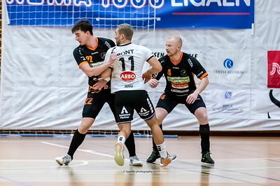 Hannes Nyström, Trym Bilov-Olsen, Sindre Aho