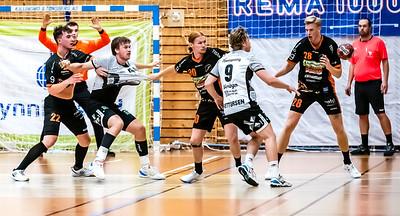 Hannes Nyström, Thomas Solstad, Truls Grøtta, Simen Holand Pettersen, Casper Ebbesen.