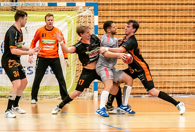 Mads Jensen, Morten Nergaard, August Storbugt, Hannes Nyström