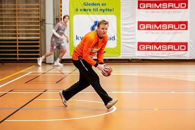 Morten Nergaard, Man of the Match.