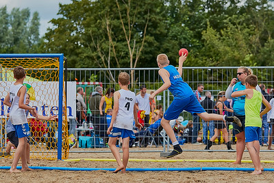 Molecaten NK Beach Handball 2016 dag 1 img 009