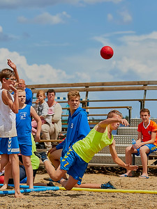 Molecaten NK Beach Handball 2016 dag 1 img 004
