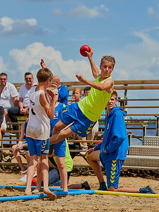 Molecaten NK Beach Handball 2016 dag 1 img 002