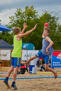 Molecaten NK Beach Handball 2016 dag 1 img 011