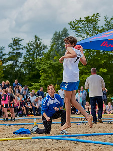 Molecaten NK Beach Handball 2016 dag 1 img 006