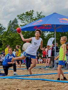 Molecaten NK Beach Handball 2016 dag 1 img 014