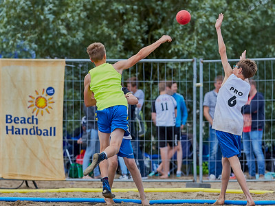 Molecaten NK Beach Handball 2016 dag 1 img 016