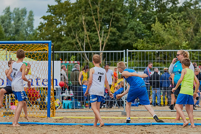 Molecaten NK Beach Handball 2016 dag 1 img 010