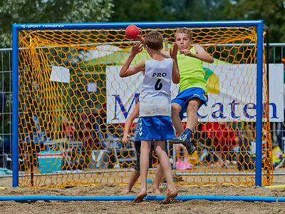Molecaten NK Beach Handball 2016 dag 1 img 023