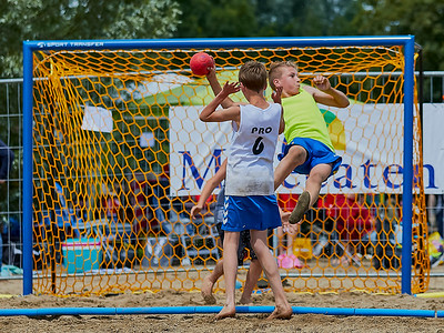 Molecaten NK Beach Handball 2016 dag 1 img 024