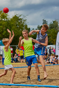 Molecaten NK Beach Handball 2016 dag 1 img 022