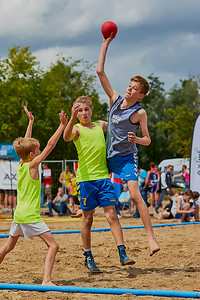 Molecaten NK Beach Handball 2016 dag 1 img 021