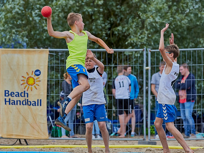 Molecaten NK Beach Handball 2016 dag 1 img 015