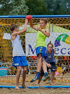 Molecaten NK Beach Handball 2016 dag 1 img 017