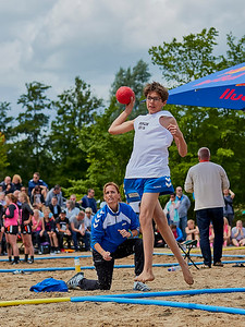 Molecaten NK Beach Handball 2016 dag 1 img 007