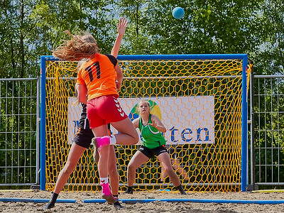 Molecaten NK Beach Handball 2016 dag 2 img 023