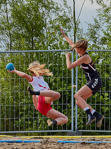 Molecaten NK Beach Handball 2016 dag 2 img 014