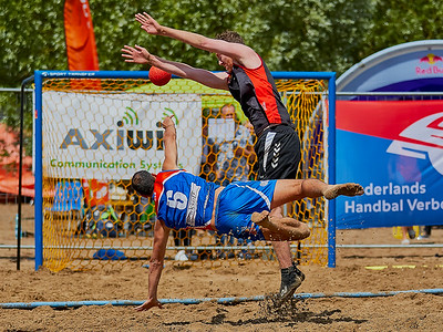 Molecaten NK Beach Handball 2016 dag 1 img 110
