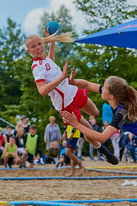 Molecaten NK Beach Handball 2016 dag 2 img 528