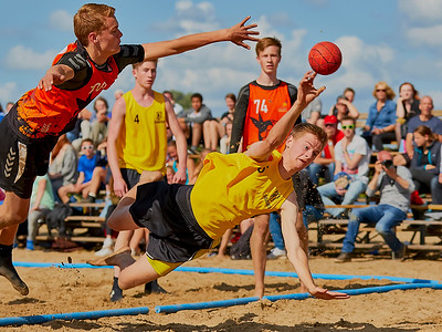 Molecaten NK Beach Handball 2016 dag 2 img 735
