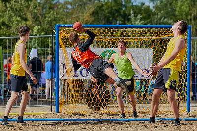 Molecaten NK Beach Handball 2016 dag 2 img 732
