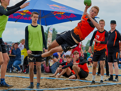 Molecaten NK Beach Handball 2016 dag 2 img 498