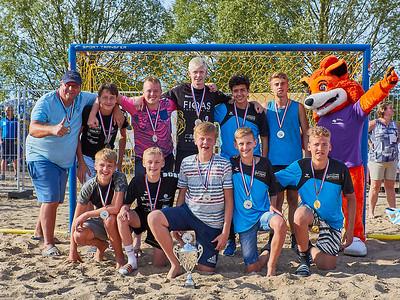 Molecaten NK Beach Handball 2017 Prijsuitreiking img 018