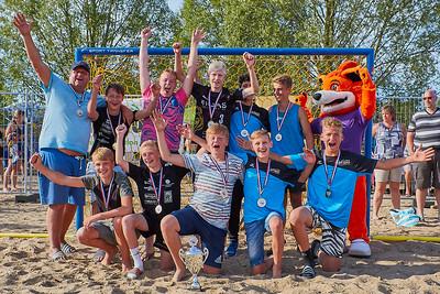 Molecaten NK Beach Handball 2017 Prijsuitreiking img 019