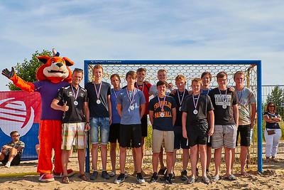 Molecaten NK Beach Handball 2017 Prijsuitreiking img 021