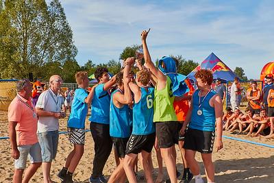 Molecaten NK Beach Handball 2017 Prijsuitreiking img 023