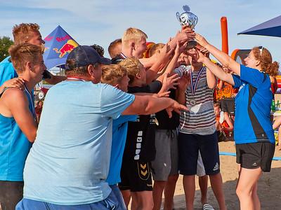 Molecaten NK Beach Handball 2017 Prijsuitreiking img 017
