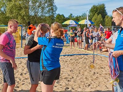 Molecaten NK Beach Handball 2017 Prijsuitreiking img 015
