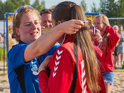 Molecaten NK Beach Handball 2017 Prijsuitreiking img 009
