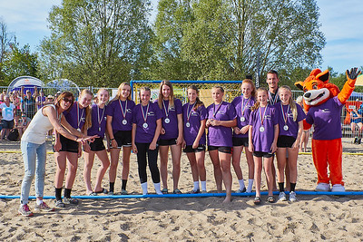 Molecaten NK Beach Handball 2017 Prijsuitreiking img 008