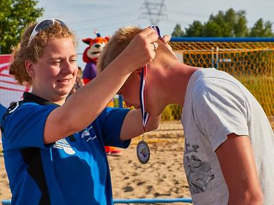 Molecaten NK Beach Handball 2017 Prijsuitreiking img 020