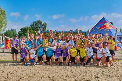 Molecaten NK Beach Handball 2017 Scheidsrechters & vrijwilligers img 2