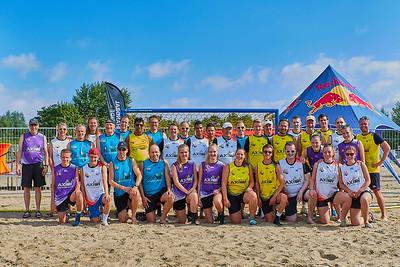Molecaten NK Beach Handball 2017 Scheidsrechters & vrijwilligers img 1
